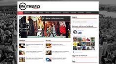 30 Best Free Responsive Magazine WordPress Themes 2016 - Colorlib