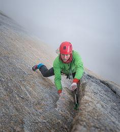 Climbing Greenland's Biggest Wall - Alpinist.com