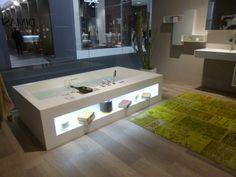 Spa badezimmer ~ Messe salone del bagno die top trends von der weltgrößten bad design