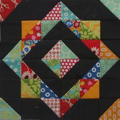 LynneBobSquarePants for Lynne | Fun block! It's been on my t… | Flickr