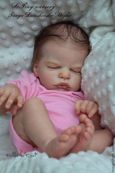 """**Not eligible for coupons or discounts. Stunning Anastasia was sculpted by Olga Auer. The kit has the following features: Approximately 18-19""""in long when com Silicone Dolls, Reborn Baby Dolls, Anastasia, Babys, Sculpting, Coupons, Queen, Kit, Friends"""