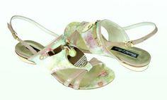 Sandały damskie Chantal Marie 2642/1, 15 mm, 199 PLN, r. 42 (27,7cm)