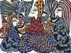 """BAYA (1931- 1998) 