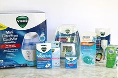 Win a Vicks Winter Wellness Care Package! (US) Ends 11/25/16.  Winter is coming. Not only is it time for sweaters, boots, and football games, it's Cold and Flu season too. A nasty virus is not something anyone wants to catch, especially during the holidays, so prevention is key. Family togetherness shouldn't have to include wiping runny noses, and I've partnered with Vicks to bring you my 6 best tips to avoid getting sick this winter.
