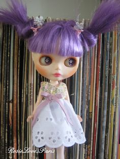 OMG This Blythe doll is too cute!