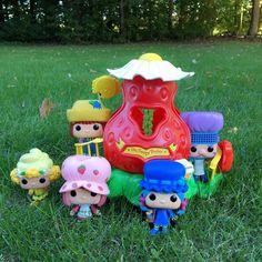 Strawberry Shortcake Doll, Funko Pop, Birthday Candles, 1980s, Kawaii, Dolls, Cute, Instagram, My Little Pony