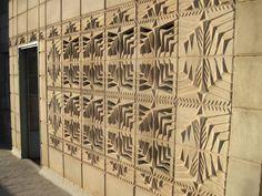 A Frank Lloyd Wright design at the @Arizona Biltmore, A Walforf Astoria Resort.