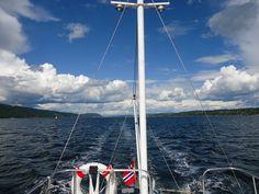 ut Oslofjorden