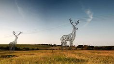 Juxtapoz Magazine - Displaying items by tag: Street Art Graffiti Kunst, Transmission Tower, Art Public, Oh Deer, Parcs, Akita, Oeuvre D'art, Les Oeuvres, Shapes