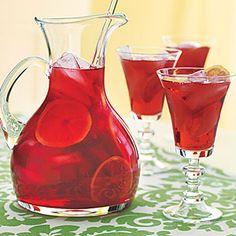 spiced iced tea | my recipes10 whole cloves  4 cinnamon sticks, broken in half  1 2-inch-long thin strip lemon zest $  8 herbal tea bags  1/2 cup sugar
