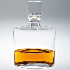 Badash Crystal Whiskey Decanter at Wine Enthusiast - $69.95