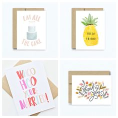 Stationery by Print Smitten