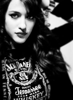 Kat Dennings... not only is she possibly the most gorgeous woman on the planet, BUT HER VOICE