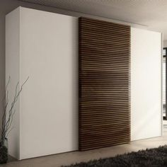 Multi-Forma II Sliding Wardrobe - Hulsta: MULTI-FORMA II sliding door wardrobes effortlessly fit in with sophisticated interior design ideas.