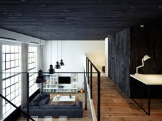 First Floor - A Beautiful Apartment in London by The Wood Galleries (Van The Wood Galleries)