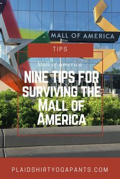 Nine tips for visiting the Mall of America during its 25th birthday year! Hotel stays, places to eat, Fly Over America and more.