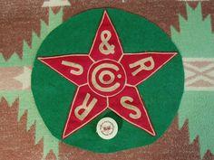 STAR BRAND SHOE/20sフェルト