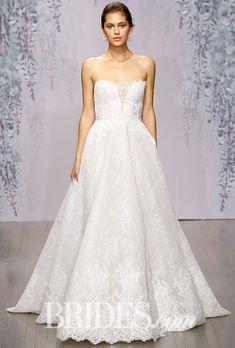 Monique Lhuillier Wedding Dress - Fall 2016 - Brides.com