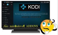 Ako  nainštalovať CZ/SK doplnky do KODI. Ads, Film, Music, Movies, Movie, Musica, Musik, Film Stock, Films