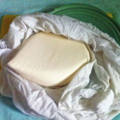 Terese Vekteris Attention Beginners: This is a Very Easy Cheese to Make No rennet required and the culture is buttermilk. The result is a somewhat dryer and more sliceable version of Am… Lithuania Food, Lithuanian Recipes, Farmers Cheese, Milk Products, Milk And Cheese, Easy Cheese, Artisan Cheese, Cheese Salad, International Recipes