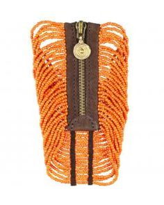 Beaded Zip Cuff from The Maasai Collections via L-Atitude