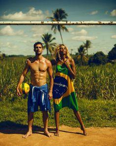 The Portal Tag It online project by Juliana Santos for Dona Santa. Kentucky, Brazilian People, Forever Yours, Samba, Sport Fashion, Beautiful Beaches, Rio, Sportswear, Running