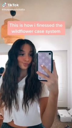 Cute Cases, Cute Phone Cases, Iphone Phone Cases, Iphone 11, Photo Phone Case, Diy Phone Case, Wildflower Phone Cases, Iphone Life Hacks, Simple Aesthetic
