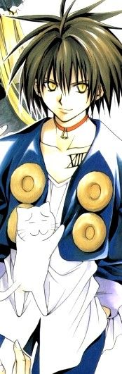 anime manga black cat train heartnet xiii