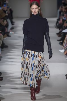 Défilé Victoria Beckham prêt-à-porter femme automne-hiver 2017-2018 PRÊT-À-PORTER