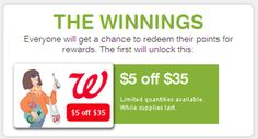 Walgreens: $5 Off $35 In-Store Coupon (10,000 via Facebook)
