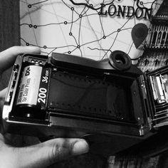 35mm films camera