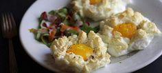 Φτιάξε «αβγά σύννεφα» -Η νέα τρέλα των διάσημων food μπλόγκερς [εικόνες και βίντεο]