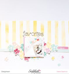 Favorites - with process video! by Veera
