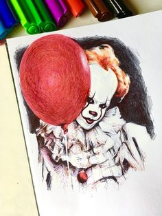 Here, some Pennywise for you. :3