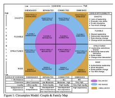 The Circumplex Model of Marital and Family Systems Mental Health Counseling, Counseling Psychology, Therapy Worksheets, Therapy Activities, Internal Family Systems, Family Roles, Counseling Activities, Family Therapy, Therapy Tools