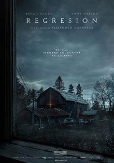 Póster de la película 'Regresión (Regression)'
