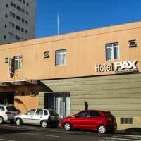 Hotel Pax Express. Endereço: R. Cel. Bitencourt, 92 - Centro, Ponta Grossa - PR, 84010-290. Telefone: (42) 3220-4050