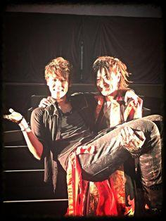 yasuhisa kata and mamoru 2014 - nobunaga the fool