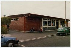 New Brighton Library, Shaw Ave, New Brighton, Christchurch, New Zealand 1980's