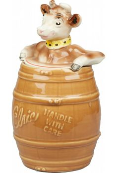 Pottery Guild Borden's Elsie The Cow Advertising Ceramics