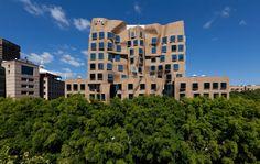 Frank Gehry, Andrew Worssam · UTS. Sydney