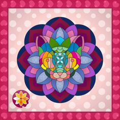 Mandala coloring from ColorMind: free adult coloring app for android ...
