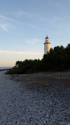 Fårö lighthouse Vides, Light House, Beautiful Islands, Middle Ages, Where To Go, Places Ive Been, Traveling, Knowledge, The Incredibles