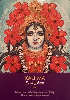 Kali Tattoo, Kali Ma, Goddess Lakshmi, Indian Goddess Kali, Lord Shiva Painting, Tarot, Doreen Virtue, Art Paintings, Watercolor Paintings
