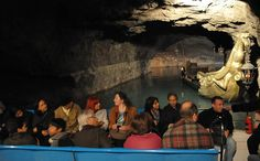 La cueva del Seegrotte de Austria. Como llegar a la cueva de Seegrotte desde Viena - http://diarioviajero.es/austria/cueva-de-seegrotte/ #Austria