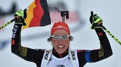 Biathlon-WM | Laura Dahlmeier holt Gold in der Verfolgung
