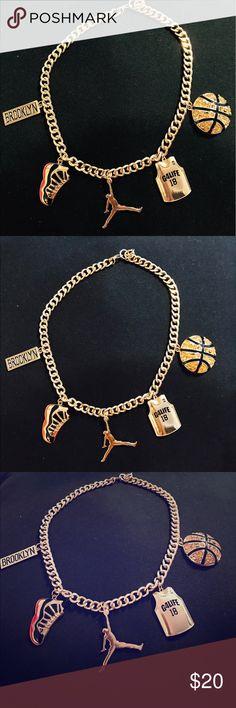 Sports Fan Memorabilia Necklace Sports Fan Memorabilia Necklace Jewelry Necklaces
