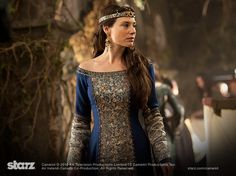The Starz series Camelot