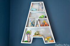 A Letter Shelf