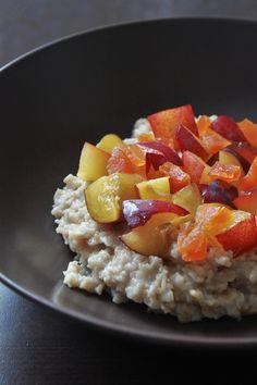 How to diversify porridge?